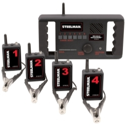 97202 by STEELMAN - Wireless ChassisEAR™ Electronic Squeak & Rattle Finder