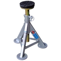 10498 by ESCO EQUIPMENT - 3 Ton Jack Stand (Flat Top with Rubber Cushion)