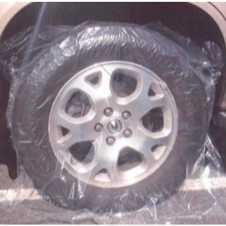 1202 by FILMTECH - Plastic Wheel Cover - Large Size