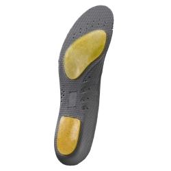 ACC-INSOLE-BLK-8.0 by THE ORIGINAL SWAT FOOTWEAR CO - GEL INSOLES SIZE 8.0