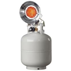 F242100 by MR. HEATER, INC. - MH15T Single Burner Tank Top Heater