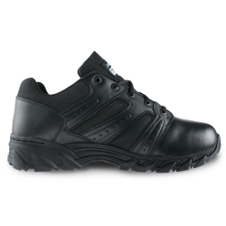 1310-BLK-09.5 by THE ORIGINAL SWAT FOOTWEAR CO - Chase Series Low Boot, Black - Size 9.5