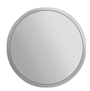 "10300 by CHAM-CAL - 3 3/4"" Round Stick-On Convex Mirror (in display packaging w/ header card)"
