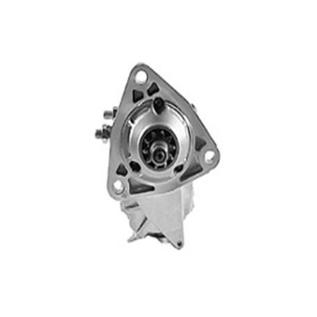 Denso 281-8002 - Starter Motor New