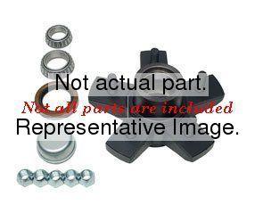 008-256-07 by DEXTER AXLE - HUB 3.5K 550 (Representative Image)