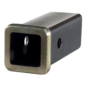 49060 by CURT MANUFACTURING, LLC. - 6 IN TRAILER HITCH TUBE 2 IN X 2 IN RAW FINISH