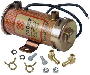 FEP60SV by FACET FUEL PUMPS - GOLD-FLO Clamshell k