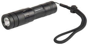 96666 by STEELMAN - Mini High Power Rechargeable LED Flashlight