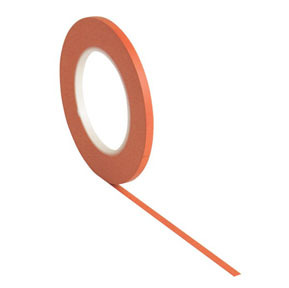 1111.1255 by JTAPE - Orange Fine Line Masking Tape 12mm x 55m