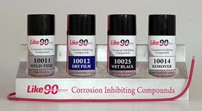 10011 by LIKE 90 - Like90 CIC Weld Thru Aerosol, Black