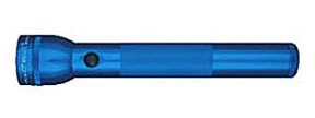 """S3D116 by MAG INSTRUMENT - MagLite® 3 """"D"""" Cell Flashlight, Blue"""