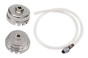 71115A by PRIVATE BRAND TOOLS - Toyota/Lexus Oil Filter Wrench Kit