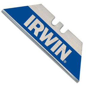 2084200 by IRWIN VISE-GRIP - Bi-Metal Utility Blades with Dispenser, 20 Pack