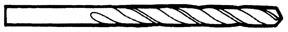 80101 by IRWIN HANSON - #1 General Purpose High Speed Steel Wire Gauge Straight Shank Jobber Length Drill Bit, Bulk