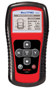 TS401 by AUTEL - MaxiTPMS® TPMS Service Tool