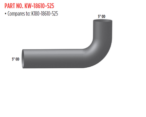 KW-18610-525 by GRAND ROCK - ELBOW 5 IN