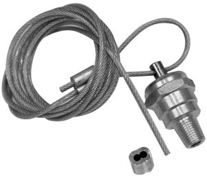 6451010 by BUYERS PRODUCTS - Universal Air Drain Valve