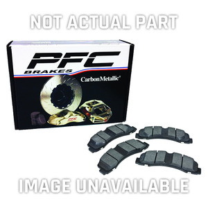 331.095.77 by PERFORMANCE FRICTION - Two-Piece Heavy Duty Rotors (Smooth)