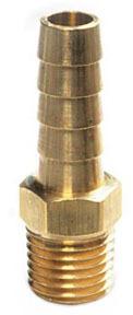 "A1640-X by LEGACY MFG. CO. - Male Hose Barb fitting (3/8"" ID hose x 1/4"" MNPT"