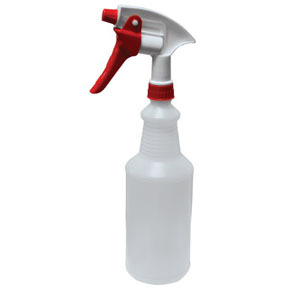 9900 by AES INDUSTRIES - QUART BOTTLE W/SPRAYER