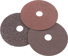 "1423-2173 by FIREPOWER - Resin Fiber Sanding Disks and Hand Pads 7"" x 7/8"" AC 50"