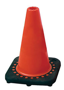 """7500-12 by SAS SAFETY CORP - 12"""" Safety Sport Cone"""