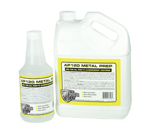 40020 by ABSOLUTE COATINGS (POR15) - AP-120 Metal Prep, 20 oz.