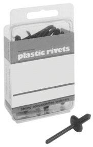 205325 by HUCK - Plastic Rivets