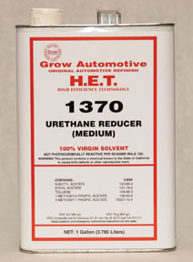 1370-1 by GROW AUTOMOTIVE - Urethane Reducer - Medium Dry