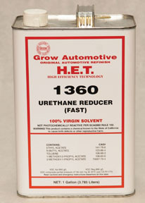1360-1 by GROW AUTOMOTIVE - Urethane Reducer - Fast Dry