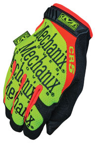 SMG-C91-011 by MECHANIX WEAR - Original® CR5 Cut Resistant Gloves, Hi-Viz, XL