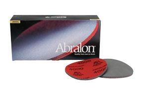 """8A-203-4000 by MIRKA ABRASIVES - 4000 Grit Abralon® 3"""" Discs"""
