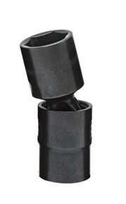 """84685 by GEARWRENCH - 1/2"""" Dr 6Pt, PINLESS Universal Impact Socket, 11/16"""""""