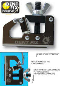 DF-WA202 by DENT FIX EQUIPMENT - Wheel Arch Clamp