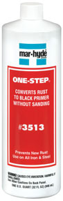 3513 by MAR-HYDE - One-Step® Rust Converter Primer Sealer Quart