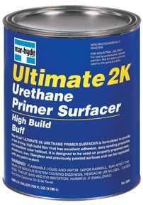 5553 by MAR-HYDE - Ultimate 2K Urethane Primer Surfacer - Buff, 1-Gallon