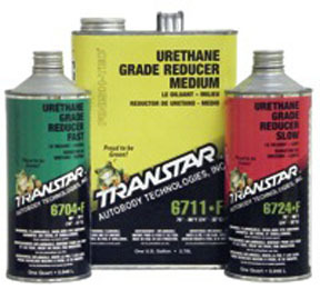 6711-F by TRANSTAR - 0 VOC Urethane Grade Reducer (Medium), 50 State Compliant, Gallon