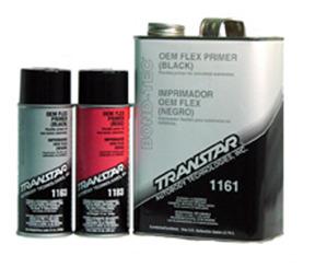 1161 by TRANSTAR - OEM Flex Prime Black, 1-Gallon