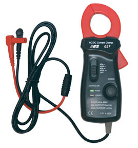 697 by ELECTRONIC SPECIALTIES - AC/DC Current Probe, 400A