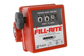 """807C1 by FILL-RITE - 1"""" Meter / 5 - 20 GPM"""