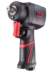 """NC-4232Q by KING TONY - 1/2"""" Composite Twin Hammer Mini Air Impact Wrench"""