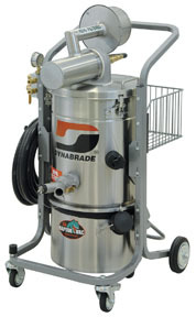 61465 by DYNABRADE - pneumatic group e vacuum