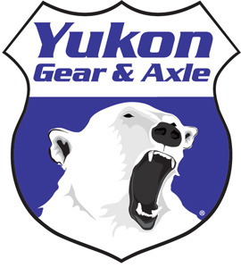 YSPSP-008 by YUKON GEAR & AXLE - Spindle nuts (2) for '79-'89 Dodge Dana 60 front