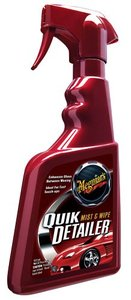 A3332 by MEGUIAR'S - Quick Detailer Mist & Wipe 32oz.