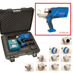 36061 by ALUMINUM COLLISION TOOLS - Aluminum Self Piercing Rivet Gun Kit