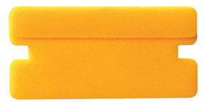87605 by AES INDUSTRIES - Plastic Razor Blade, Pack of 5