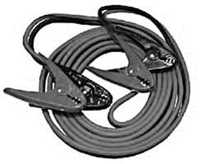 45233 by FJC, INC. - Professional Booster Cable, Extra Heavy, 4 Gauge, 600 AMP, 16ft. Parrot