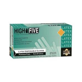 L564-XL by MICROFLEX - Safety Series Latex Powder-Free Industrial-Grade Gloves, Natural, XL
