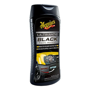 G15812 by MEGUIAR'S - Ultimate Black - 12 oz