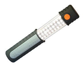 75033 by NATIONAL ELECTRIC - Lumetronic™ 27 +6 LED Work Light